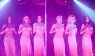 Женское эротическое шоу от DiamondGirls