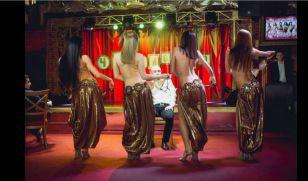 Женское эротическое шоу от DiamondGirls - Восток