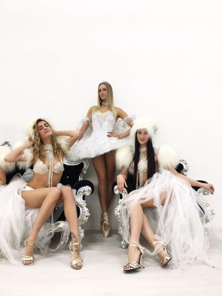 Коллектив DiamondGirls