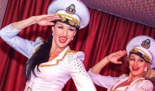Эротическое шоу Кенди Мен от DiamondGirls